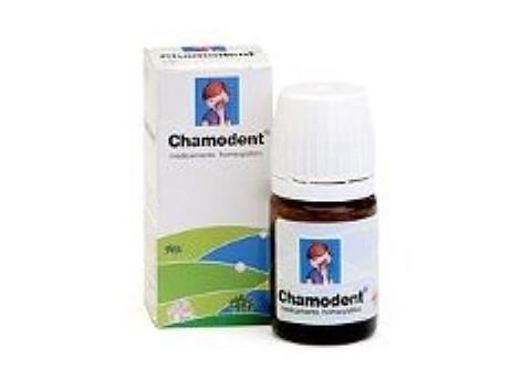 DHU Chamodent 12gr tablets