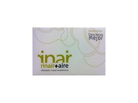 Rinair + Aire Dilatador Nasal Anatomico. 2 unidades Talla grande (XL)
