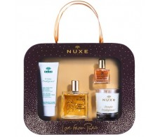 Nuxe Prodigieuse Pack Love from Paris - Dry Oil + Cream + Candle Bougie