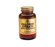 Solgar Calcium Citrate 240 tablets. Solgar