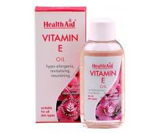 Health Aid Vitamin E pure oil 50ml