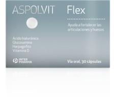 Interpharma Aspolvit Flex 30 Capsules