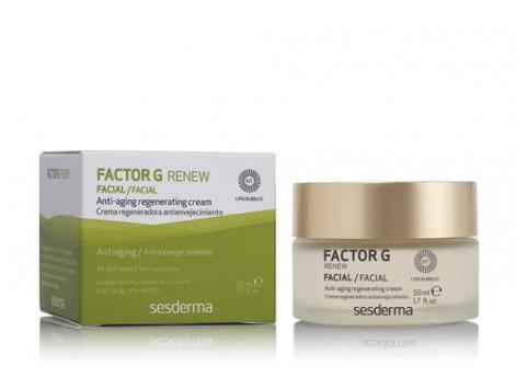 sesderma activating factor G renew collagen cream 50ml
