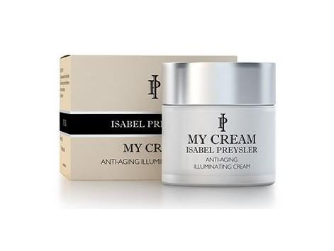 Isabel Preysler My Cream Light anti-aging cream 60ml