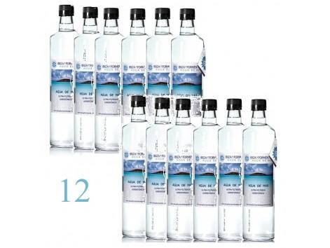 Ibiza and Formentera Seawater 12 bottles x 750 ml. Pack