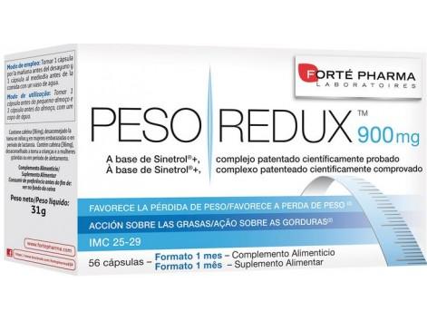 Forte Pharma Pesoredux with Sinetrol 900 mg 56 capsules