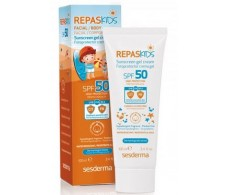 Sesderma Repaskids Sunscreen SPF50 Cream Gel 100 ml