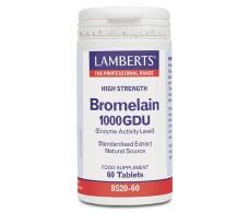 Lamberts Bromelain 1000 GDU 60 tablets.