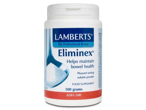 Lamberts Eliminex 500 gr. Powder - Natural Laxative