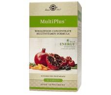 Solgar Energy Multiplus 90 Tablets.