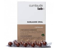 Oral Sunlaude. 30 capsules