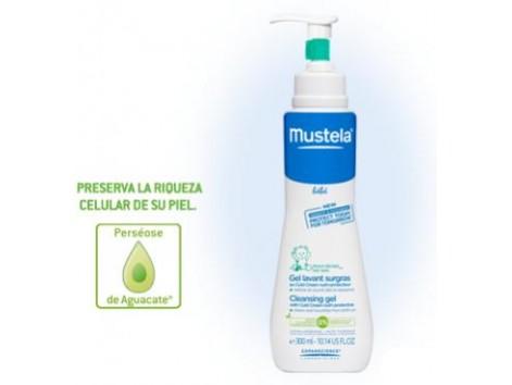 Superfatting lavante Gel Mustela Cold Cream 300ml nutriprotector
