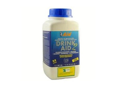 JustAid Drink Aid 2. lemon flavor 1500g