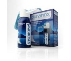 Puranox spray reduces snoring