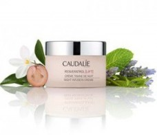 Caudalie Resveratrol Lift Night Cream herbal tea 50ml.