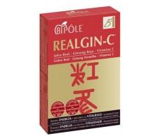 Bipole Realgin C (Ginseng, Royal Jelly, Vitamin C) 20 blisters
