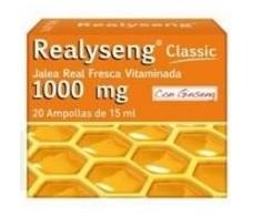 Natysal Realyseng (ginseng and royal jelly) 60 capsules