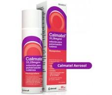 Spray Calmatel 33.28 mg / ml cutaneous spray 100ml.