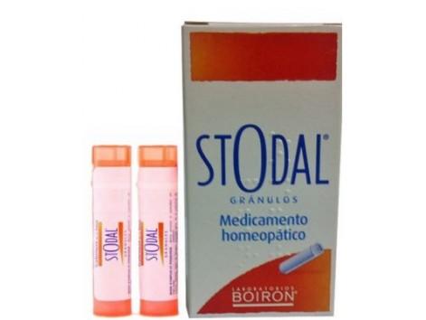 Stodal 2 tubes of 80 granules. Boiron
