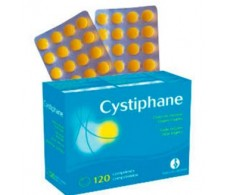 Cystiphane Biorga 120 tablets (food supplement)