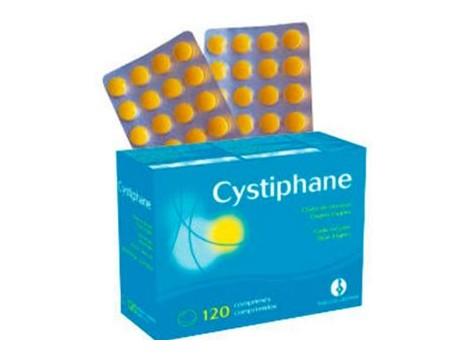 Cystiphane Biorga 120 tablets (food supplement)