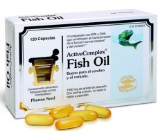 Pharma Nord Activecomplex Fish Oil 120 tablets