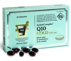 Activecomplex Q10 Gold 100mg. 60 pearls. Pharma Nord
