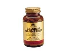 Solgar Calcium / Magnesium 100 tablets