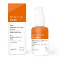 Pediatric Sebicur Dermathea gel 30ml (formerly Sebacur pediatric)