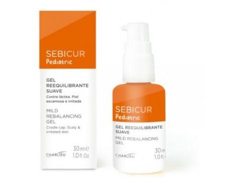 Pediatric Sebicur Dermathea gel 30ml (formerly Sebacur pediatric)