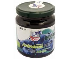 Bio blueberry jam without sugar 320 gr La Finestra
