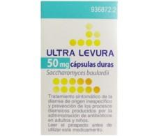 Ultra-Levura 50 mg hard capsules 50