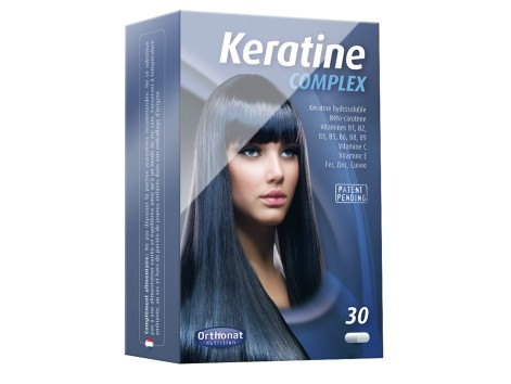 Keratine Orthonat Complex 30 capsules