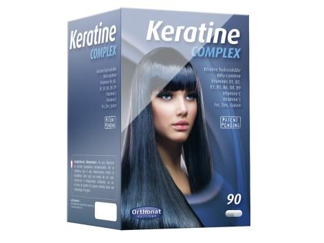 Keratine Orthonat Complex 90 capsules