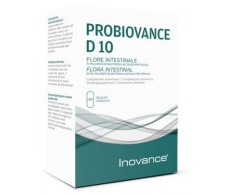 Inovance Ysonut Probiovance D 60 Now Probiovance D 10 30 capsules