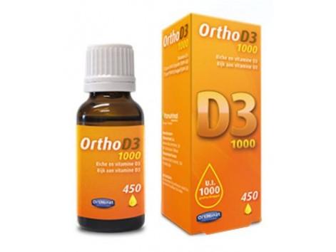 Ortho Orthonat D3 drops 1000 450