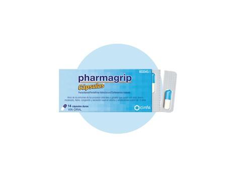 Pharmagrip 14 capsules
