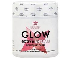 Eiralabs Glow Collagen Active Antiox Flavor Peach 300 grams