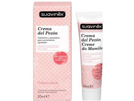 Suavinex Nipple care cream 20ml