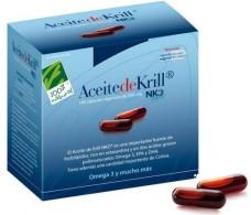 Aceite de Krill NKO 120 Vegetable capsules . 100% Natural.