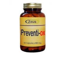 Zueus Preventi-Ox 60 capsules.