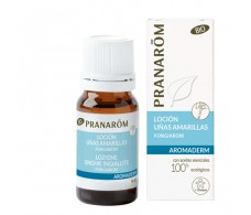 Pranarom AROMADERM - Yellow Nails Fongiarom Bio 10ml.