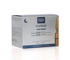 Martiderm Platinum NIGHT RENEW REPAIR 30 ampoules (Alfa Peeling)