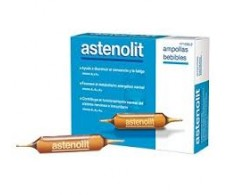 ASTENOLIT 12 drinkable ampoules