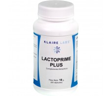 LACTOPRIME PLUS 60 vegetable capsules.