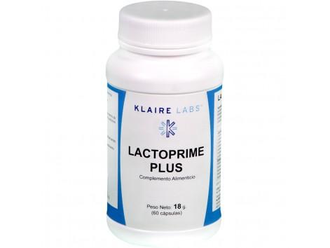 LACTOPRIME PLUS 60 vegetable capsules.