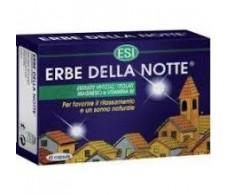 ESI Erbe Della Notte 45 capsules