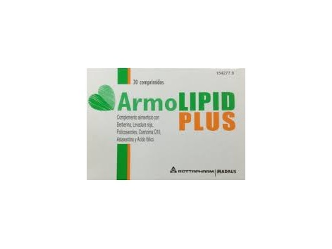 Armolipid Plus 20 tablets