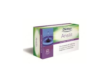 Dietisa Ansilit 60 capsules.