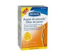 Bional fish oil capsules 60